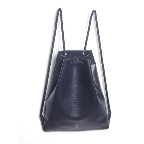 STIGHLORGAN DRISCOLL LEATHER DRAWSTRING BAG