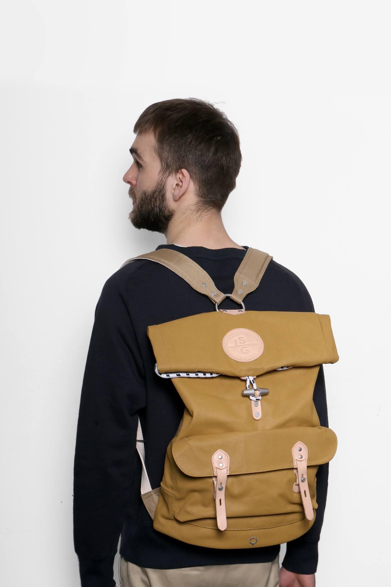 Stighlorgan Reilly Roll Top Backpack