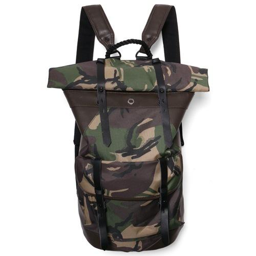 RONAN ROLLTOP LAPTOP BACKPACK  camouflage   5351fbed34daf