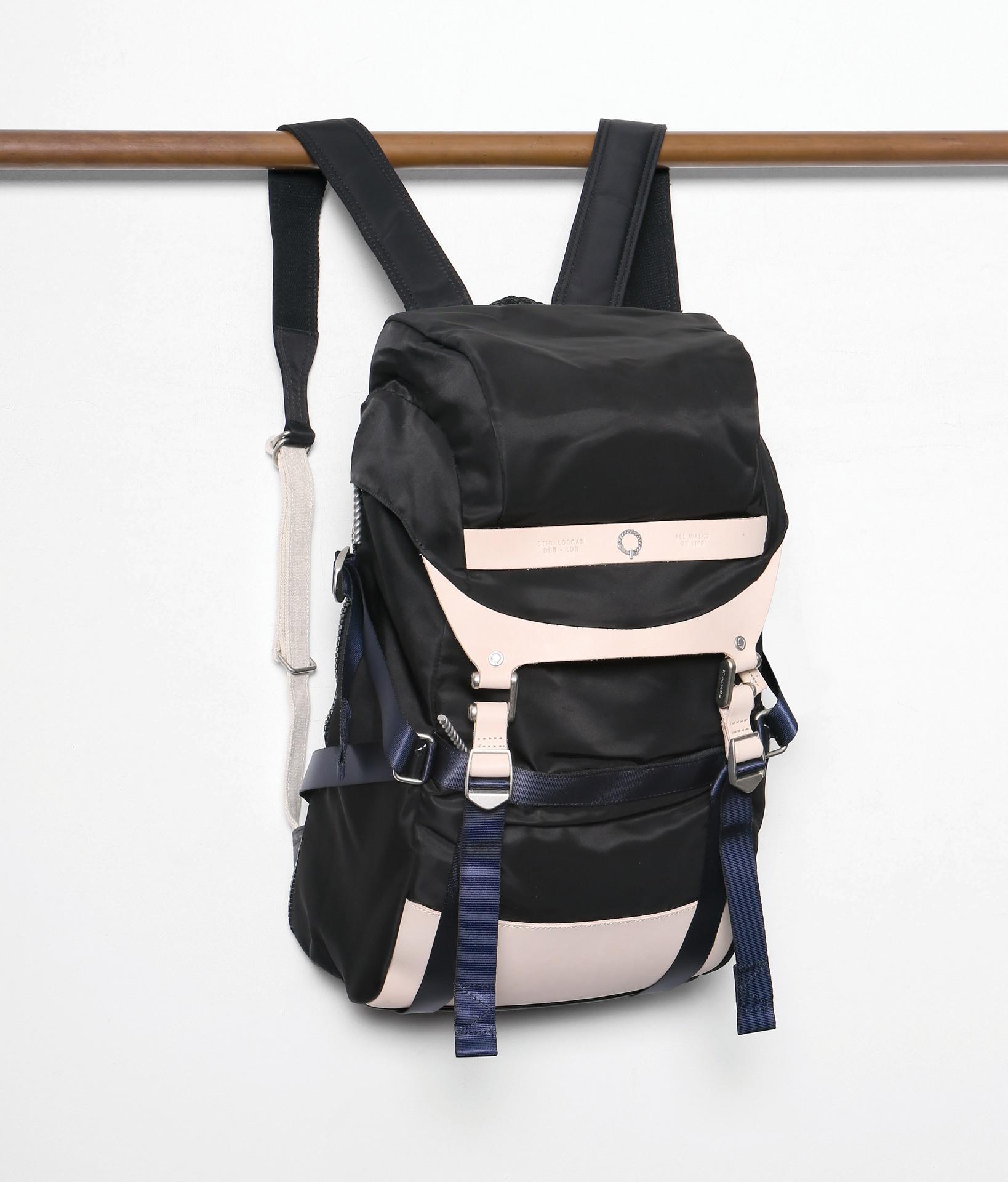 0c854f699507 Stighlorgan - Plato laptop backpack - black