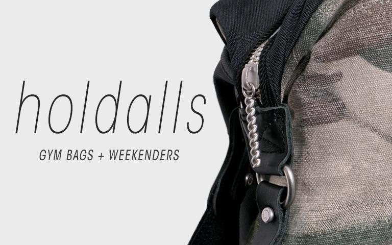 Holdalls & Gym Bags