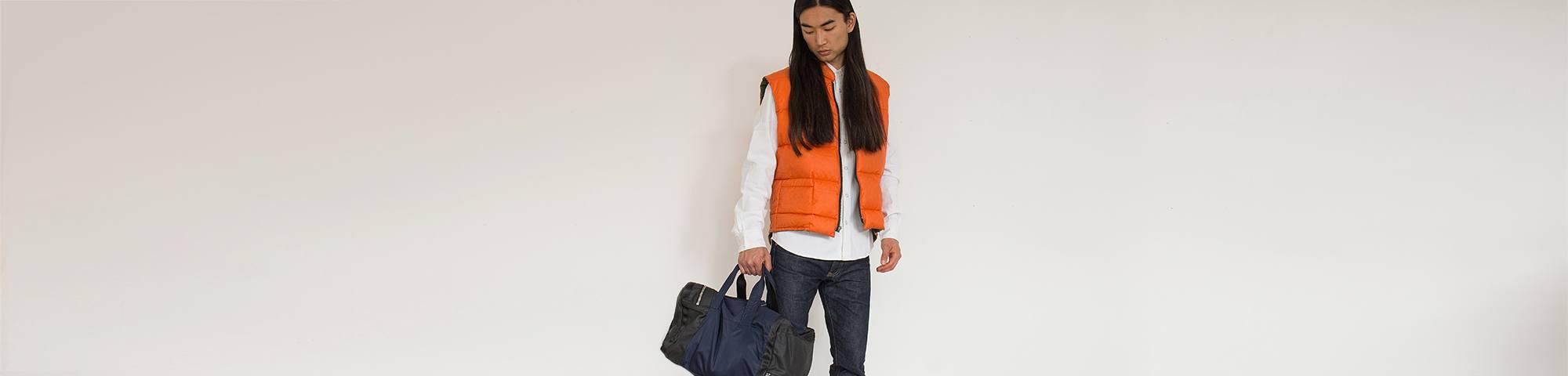 Holdalls + Gym Bags
