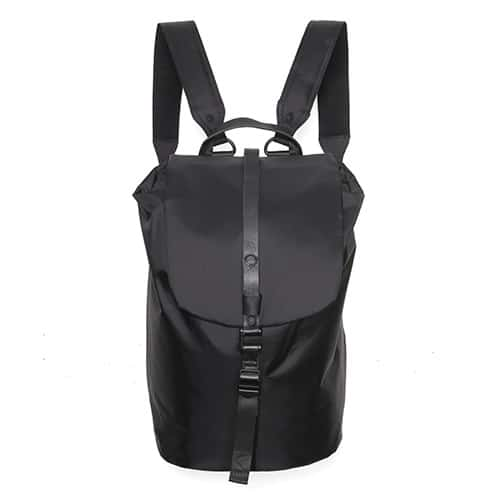 Stighlorgan - Finn flapover laptop backpack - black af627b8d72d95