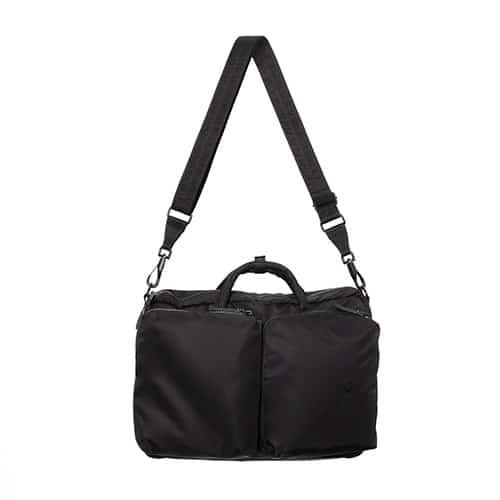 Solomon Hybrid Backpack x Messenger Bag